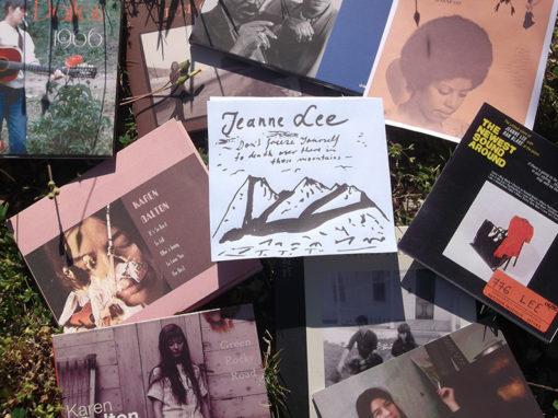 Causerie @ home 2/ la voix au féminin / Karen Dalton – Jeanne Lee