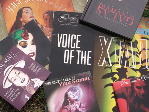 Causerie @ home 3/ La voix au féminin / Ymac Sumac – Galas